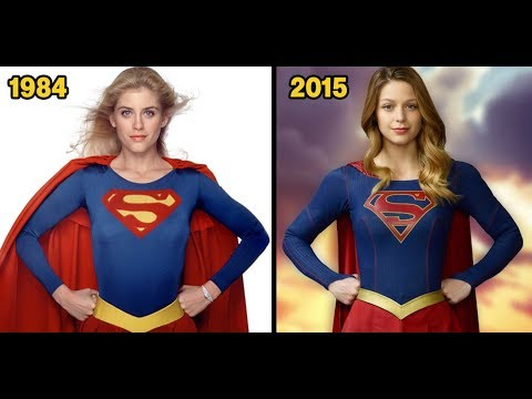 Supergirl (1984) and (2015)