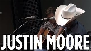 "Justin Moore ""Small Town USA"" // SiriusXM // The Highway"