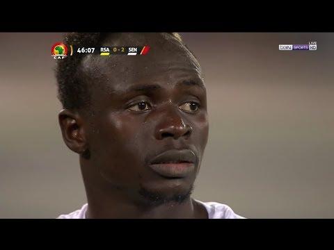 Sadio Mane vs South Africa (A) 17/18