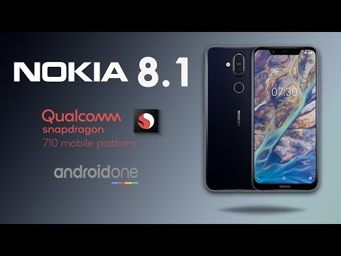 Nokia 8.1 Price, Specifications, Release Date in INDIA 2018