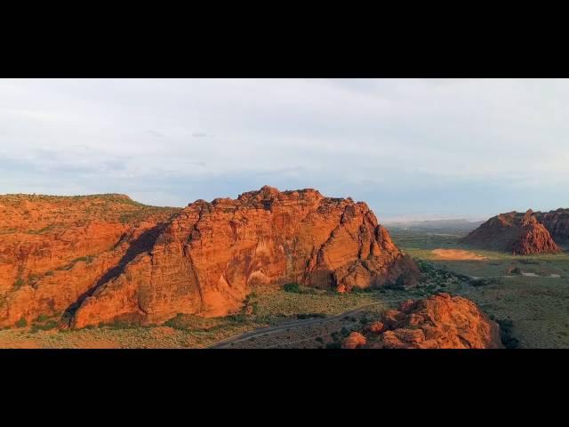 St. George, Utah - DJI Phantom 3 pro