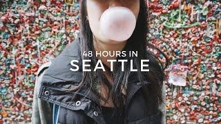 48 HOURS IN SEATTLE | Pike Place Market, Target, Trader Joe's and More