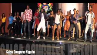 Salsa Congress Nigeria, Group Line dance {Buddy Salsa}
