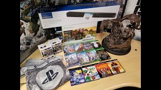 Black Friday Video Game Haul 2018