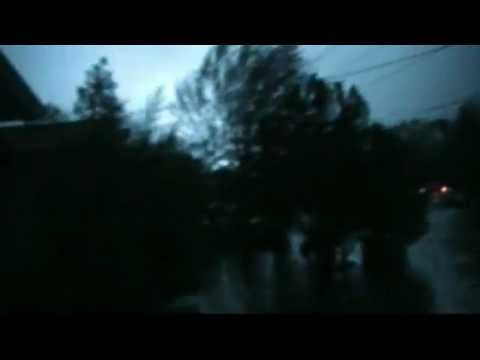 island park sub station from oceanside  the 100 year flood.avi