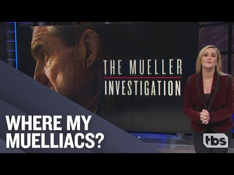 Samantha Bee Destroys Sean Hannity's Mueller Lies