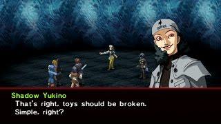 Persona 2 Innocent Sin Boss Shadow Yukino [Hard]