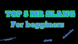 Slang that Mirage Realms players like to use! (Top 5)  Useful for Begginers