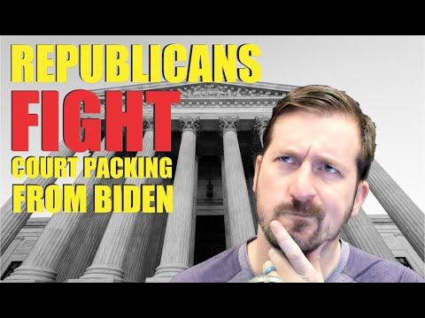 Republicans Propose Amendment to FIGHT Court Packing From Biden