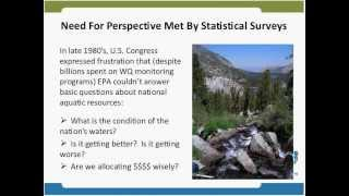 Ecological Condition Assessments of California