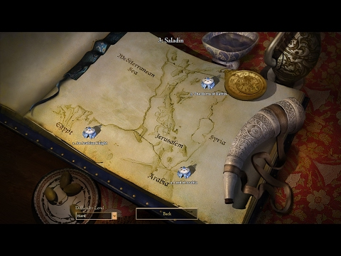 Age of Empires II: Age of Kings Campaign - 3.3 Saladin: The Horns of Hattin