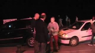 ГРЕЦИЯ: Мини авария в Салониках... THESSALONIKI GREECE(Смотрите всё путешествие на моем блоге http://anzor.tv/ Мои видео путешествия по миру http://anzortv.com/ Форум Свободных..., 2012-05-14T06:06:23.000Z)