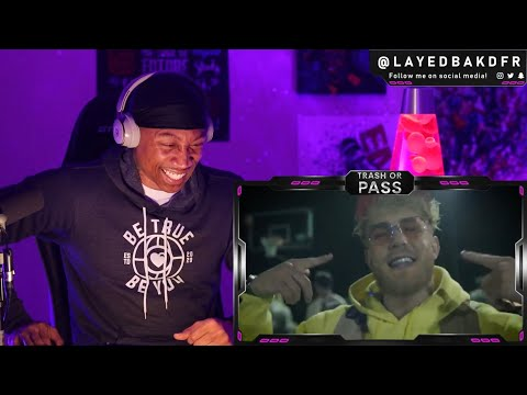 TRASH or PASS! Jake Paul ft Mike Tyson ( Park South Freestyle ) [REACTION!!!]