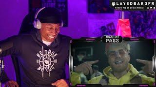 TRASH or PASS! Jąke Paul ft Mike Tyson ( Park South Freestyle ) [REACTION!!!]