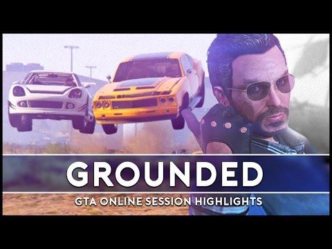 Grounded [GTA 5 Rockstar Editor Machinima]