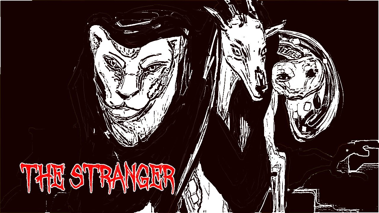 THE STRANGER (By ComicSansPony)