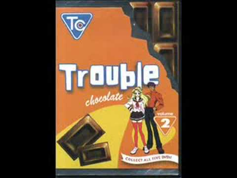 TROUBLE CHOCOLATE ENDING: NE, NANDE