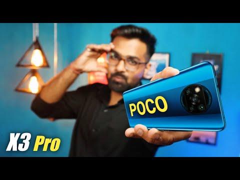 Poco X3 Pro - Price, Specifiations, and Launch Date  [ Poco X3 Pro ]