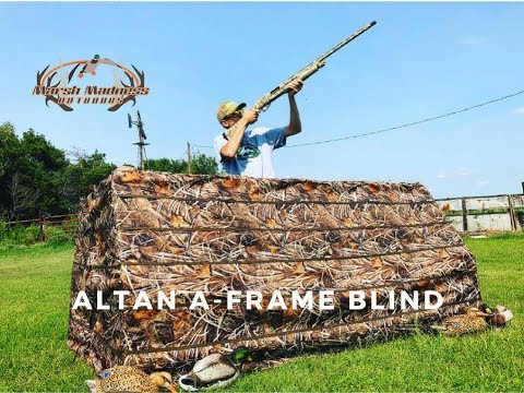 Altan Waterfowl Blind Review