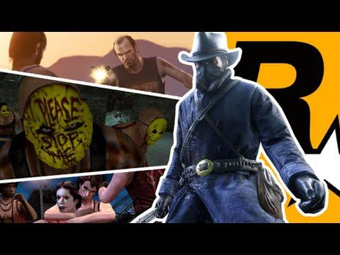 Rockstar's Hidden Message With Red Dead Redemption 2