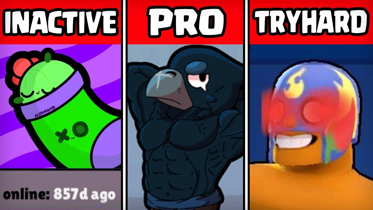 10 Types of Brawl Stars Players (Episode 3)