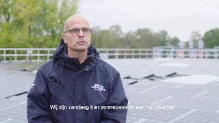 Duurzame energie in BASF Oosterhout