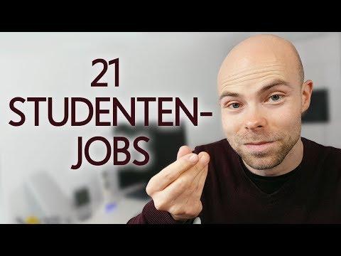 21 Jobs, mit denen Du Dein Studium finanzieren kannst - Und, was zu beachten ist