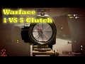 Warface Ranked Match HS Tank 1 Vs 5 Ace Clutch Pyramid mp3