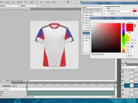 tutorial para crear camisetas - youtube