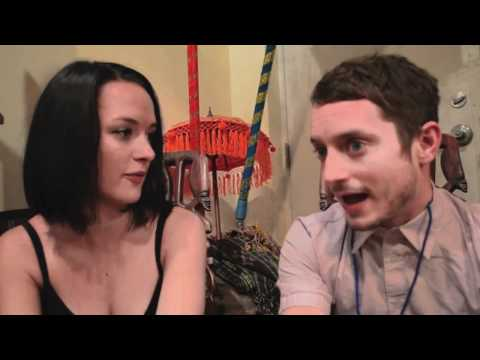 Lord of the Rings Elijah Wood Interview