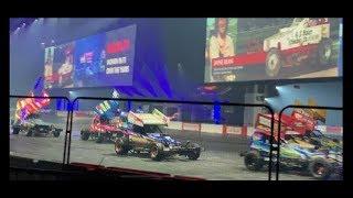 Autosport International 2019 Live Show Highlights | Stunts, Burnouts, Racing, Donuts & More