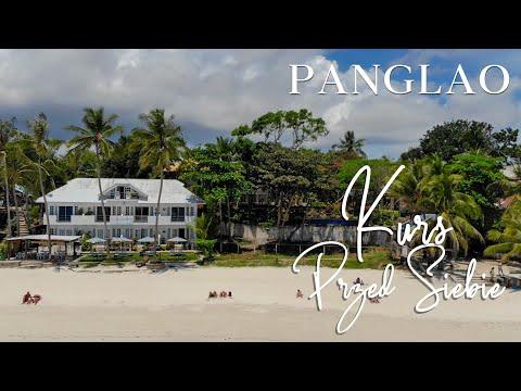 Panglao. Bohol. Filipiny.The Philippines.
