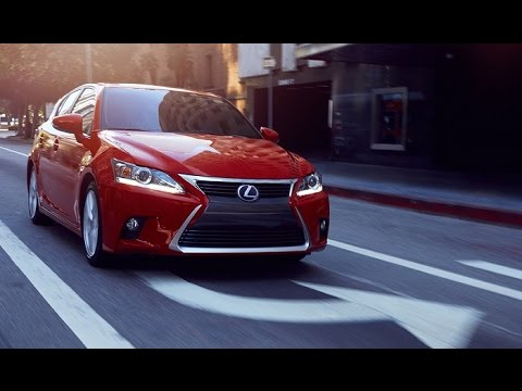 the all new 2015 lexus ct 200h interior and exterior review youtube. Black Bedroom Furniture Sets. Home Design Ideas