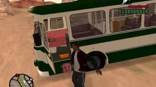 Repeat youtube video Old buses in GTA San Andreas