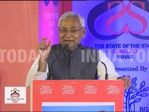 I Stand Firm On Social Reform, Equitable Growth: Nitish Kumar | State Of States Bihar