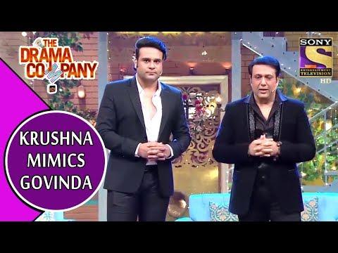 Krushna Mimics Govinda