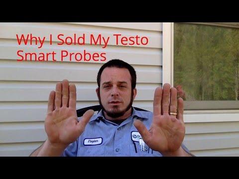 HVAC Tools: Why I Sold My Testo Kit