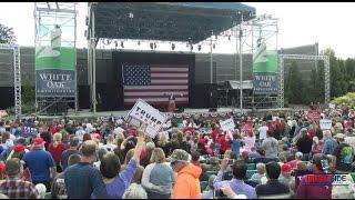 Full Event: Donald Trump Rally in Greensboro, NC 10/14/16