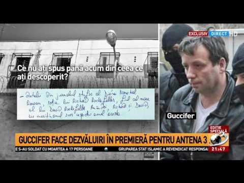 Secretele unui megapersonaj din România, sparte de Guccifer. Interviu exclusiv cu celebrul hacker r