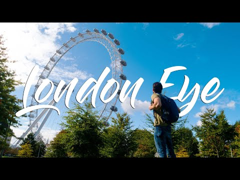 Is the Coca Cola London Eye ride worth it? 4K