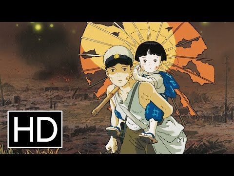 Grave of the Fireflies trailers