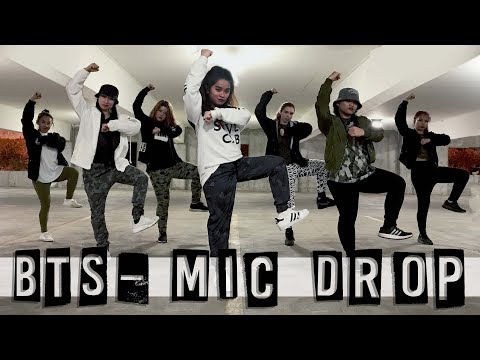 BTS (방탄소년단) - MIC Drop Full Dance Cover by SoNE1