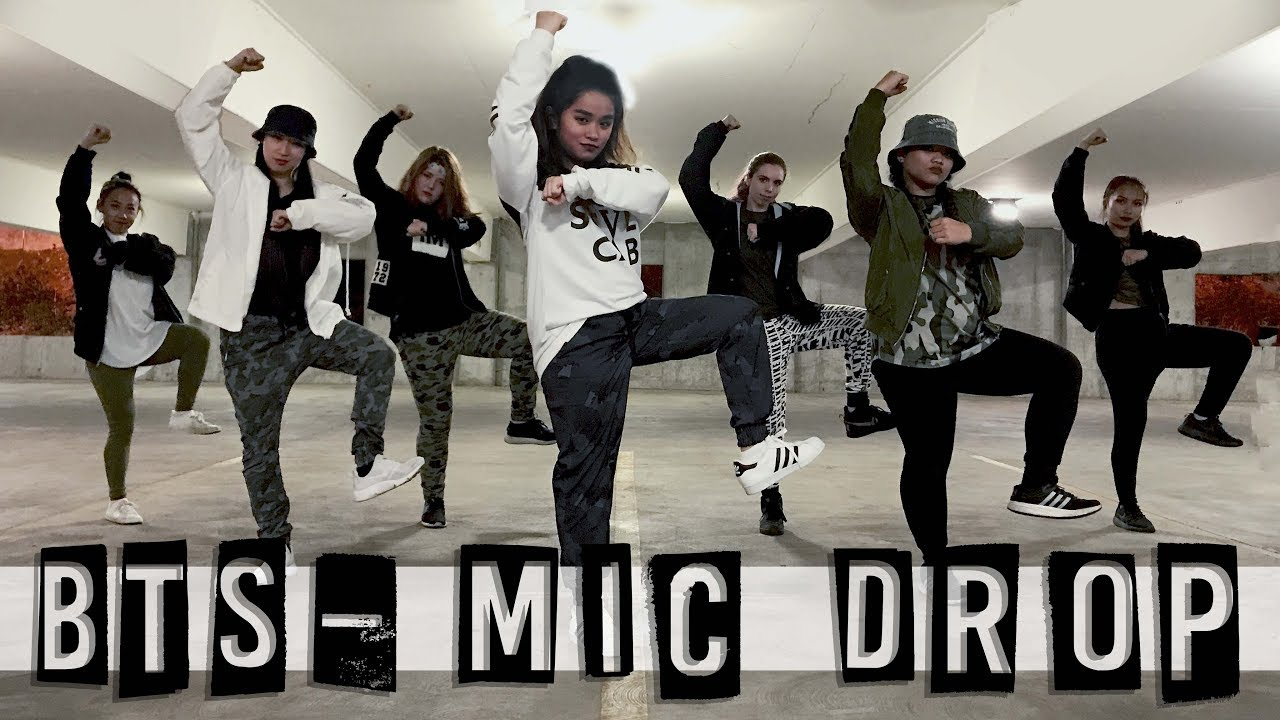 BTS (방탄소년단) - MIC Drop Full Dance Cover by SoNE1