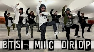 BTS (?????) - MIC Drop Full Dance Cover by SoNE1 MP3