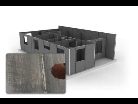 Tecnosistemas Bls Nicaragua Sistema Constructivo Bls C Casa 75 M2