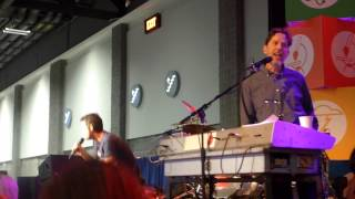 TMBG, Alphabet Lost and Found, Marty Beller, Washington, D.C. Science Convention, 4-26-14