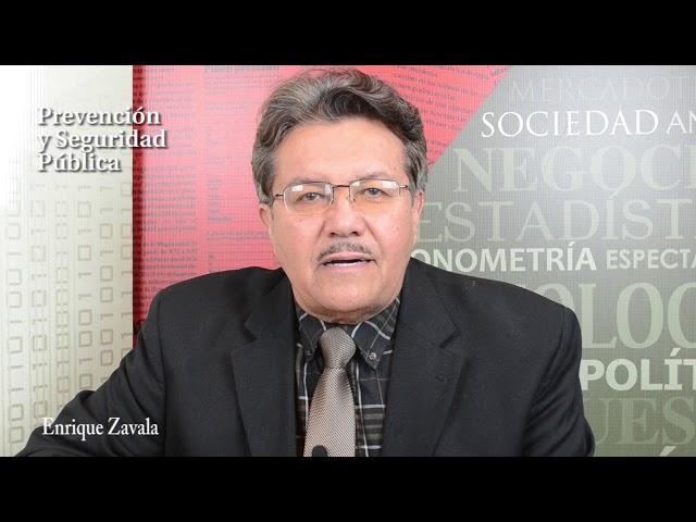 Enrique Zavala (Trump, principio del fin)