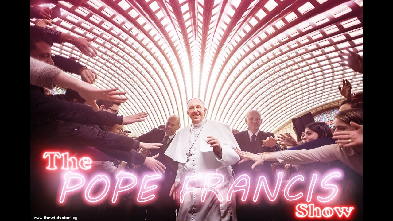 Pope Francis and the Devil's Horns