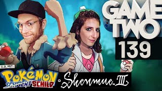 Pokémon Schwert & Schild, Shenmue 3, Lost Ember | Game Two #139