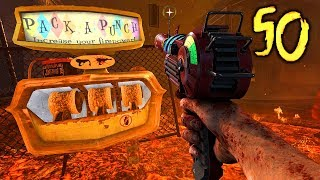 """""""TOWN"""" ROUND 50 CHALLENGE COMPLETED! (Call of Duty Black Ops 2 Zombies)"""